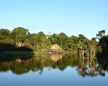 Lagoon and Lodge