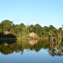 Lagoon and Lodge
