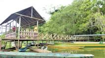 Limoncocha Dock